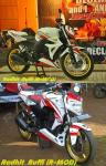cover engine model2 byson terpasang