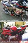 Custom Body Belakang CBR 1000 Model 2 for New CBR 150R/250R