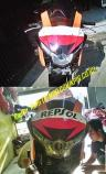 Cover Headlamp Model 2 for New CBR 150/250