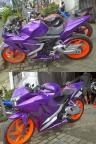 PAKET FULL SET MODEL Honda Build UP for CBR150/CBR250
