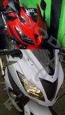 Cover Headlamp Ninja 250FI