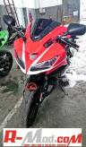 Cover Headlamp + Whinsil Model (R1) Yamaha R15