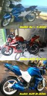 PAKET FULL SET MODEL FZ-8 for Byson