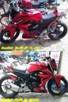 PAKET FULL SET MODEL Ninja 250 for Byson
