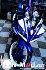 Cover Headlamp + Senja Light Model R1 Yamaha R15