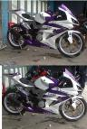 PAKET FULL SET MODEL CBR600 for NEW/OLD VIXION
