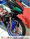 "Spakbor Depan Model ""R1"" Yamaha R25"