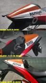 Single Seater Model 1 for  New CBR 150R/250R