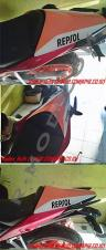 Single Seater Model 2 New CBR 150R/250R